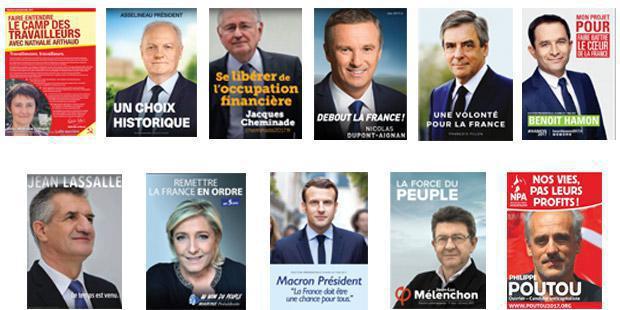 La place de l'animal dans les programmes des candidats aux élections présidentielles