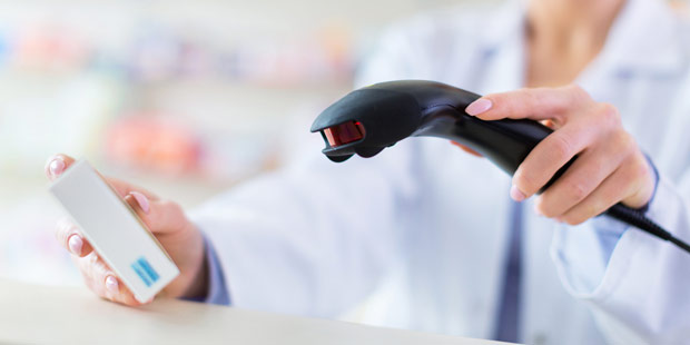 Sérialisation des médicaments : Scan-pharmacie