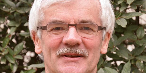 Michel Baussier, président du CSOV