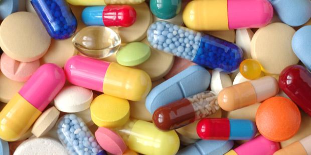Noms des médicaments