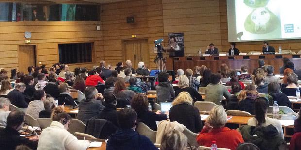 Colloque à l'Unesco
