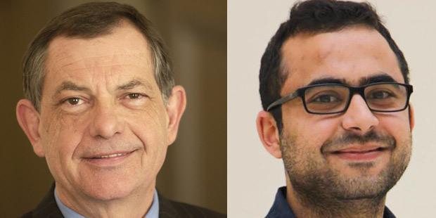 Bernard Vallat (OIE) et Anil Türer (IVSA)