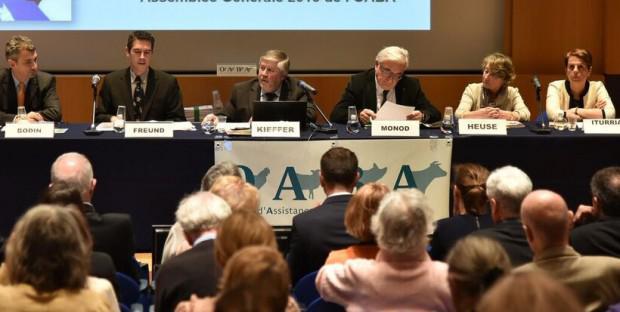 Assemblée générale de l'OABA