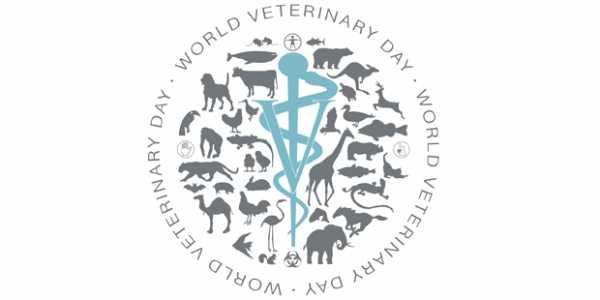 Logo de la journée mondiale vétérinaire