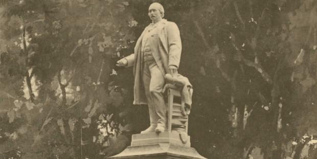 Henri Bouley, statue