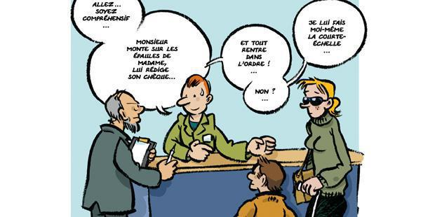 Dessin Emmanuel Thiebaud