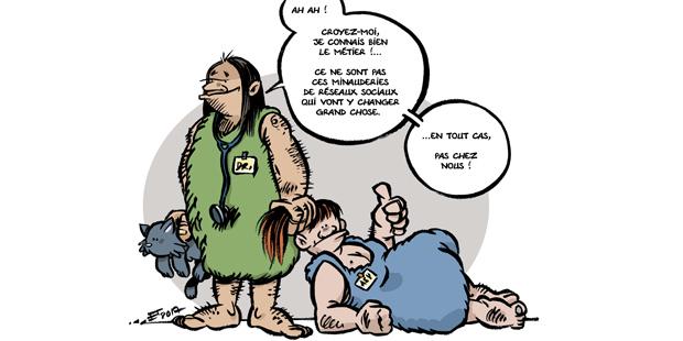 Dessin Emmanuel Thébaud