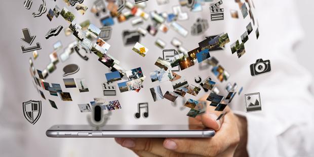 Tablette numérique connectée