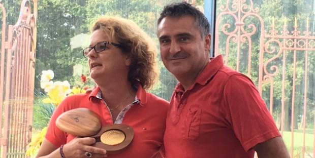 Hélène Létard et Stéphane Houdet