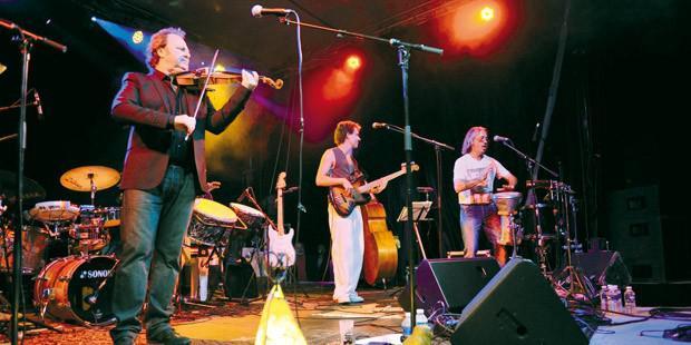 Groupe musical djaami