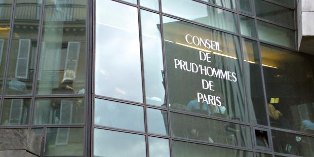 Immeuble du conseil des prud'hommes de Paris