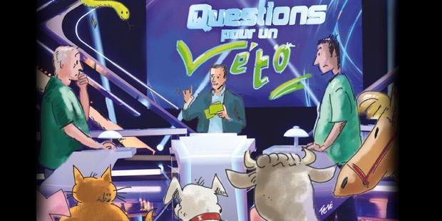 dessin félé, questions pour un vétérinaire