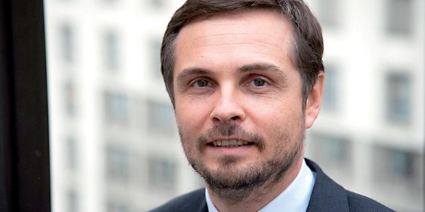 Olivier Debaere, chef du bureau des intrants et de la santé publique en élevage au sein de la DGAL