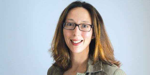 Portrait de Julie Hervé