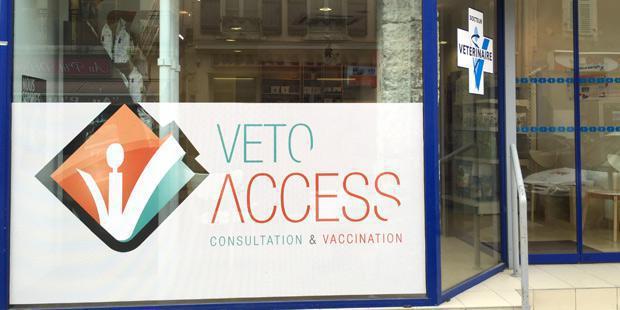vitrine vet access