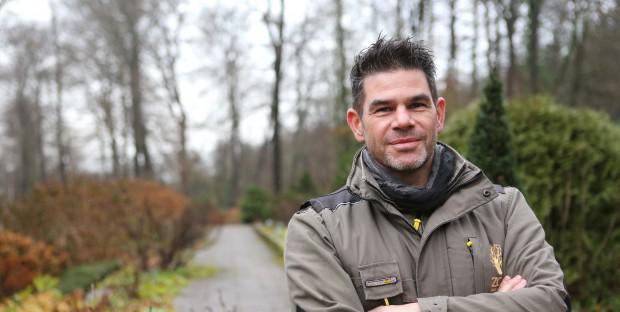 Brice Lefaux directeur du Parc Zoologique et Botanique de Mulhouse