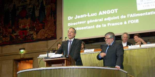 L'assemblée générale de l'OABA s'est tenue le 11 avril dernier à Paris au Cese, dont est membre Allain Bougrain Dubourg.