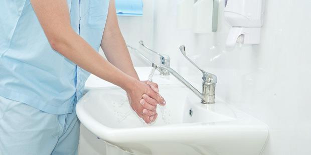 lavage et hygiène des mains