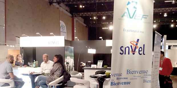 Salon de l'Avef-Snvel