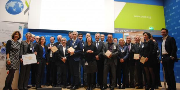 L'ENVT, lauréate du Trophée Campus Responsable 2015 pour les pays francophones