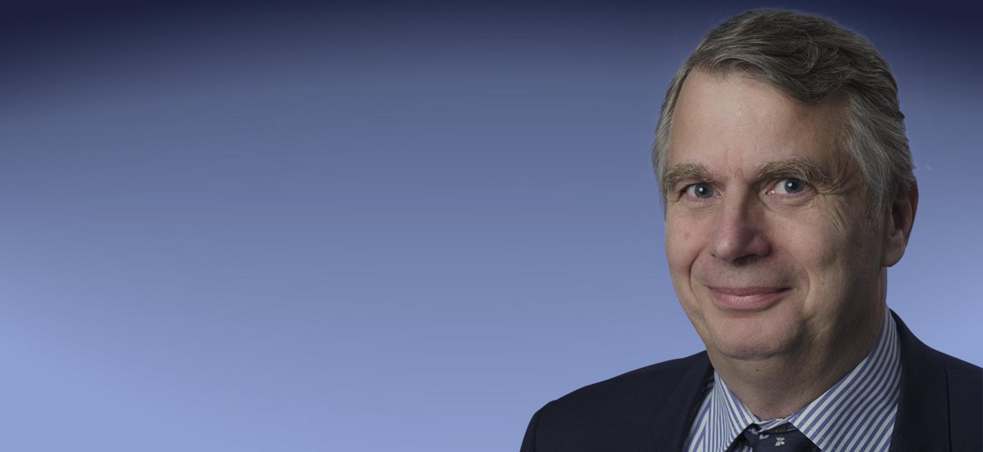 Bruno Pelletier, président de l'OMPL