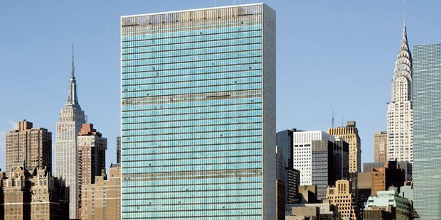 Bâtiment de l'ONU
