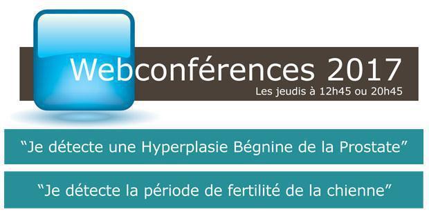Virbac organise deux webconférences sur le dosage des biomarqueurs