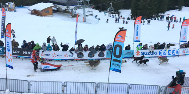 Course La Grande Odyssée Savoie Mont-Blanc