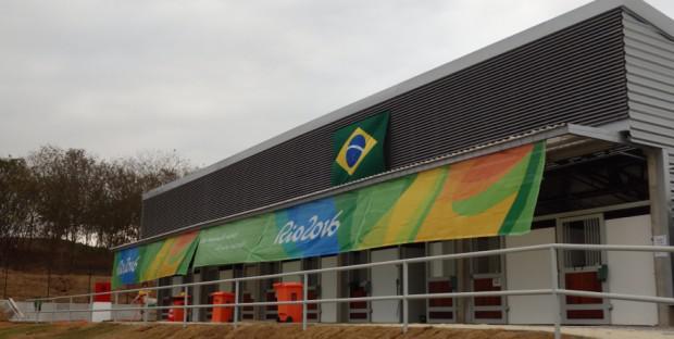Ecuries des Jeux Olympiques de Rio