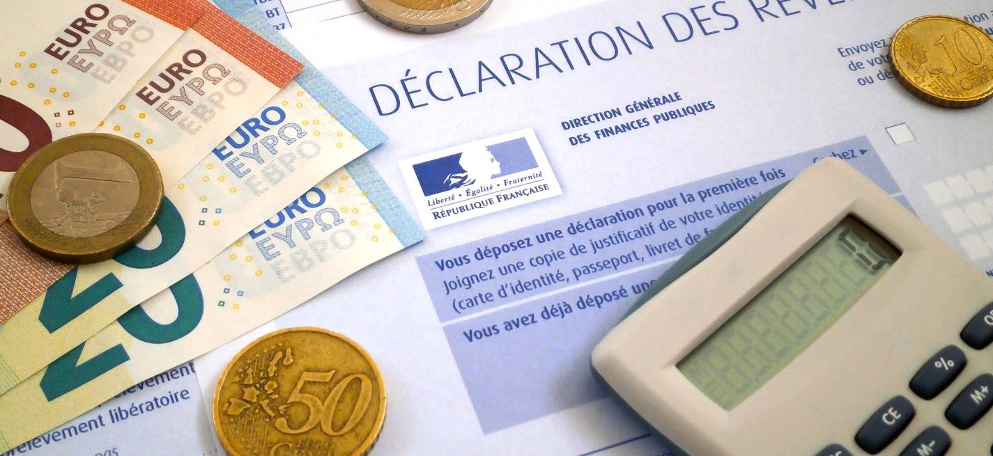 Déclaration d'impôt 2018