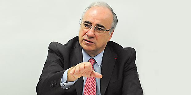 Portrait de Michel Chassang, président de l'Unapl.