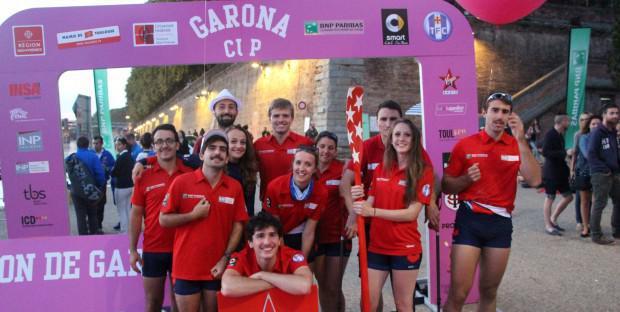 Le Véto Aviron Club remporte la Rame Rouge Garona Cup