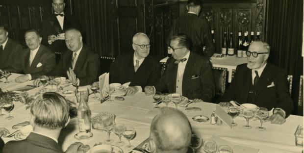 Pierre Blaizot, ancien président de l'AAEAEA