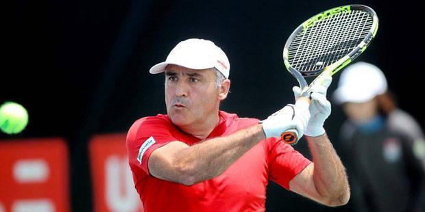 Stéphane Houdet, champion de tennis fauteuil à Us Open