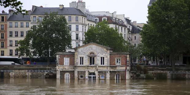Inondations 2016 Paris