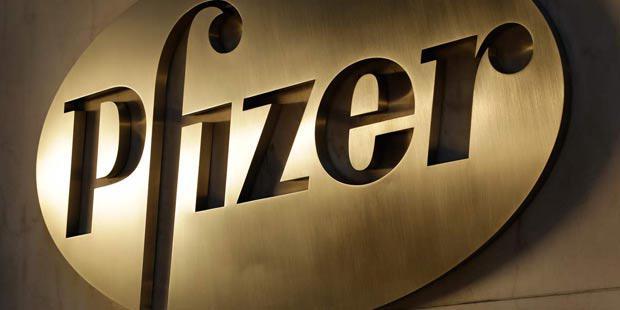 Logo groupe Pfizer