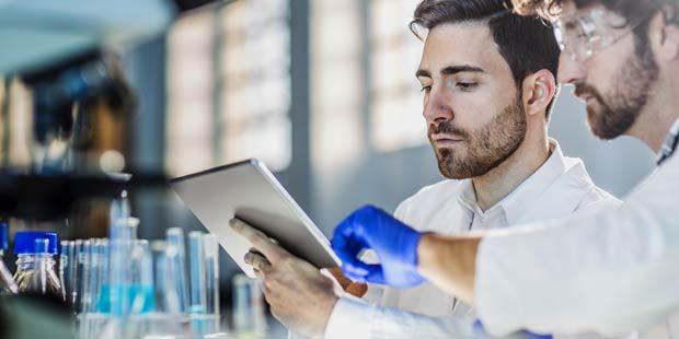 Laboratoire start-up innovante