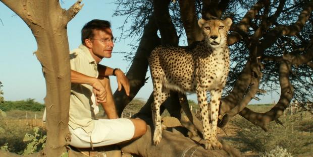 Bertrand Lafrance à Djibouti