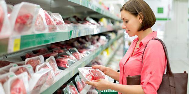 consommation de produits alimentaires