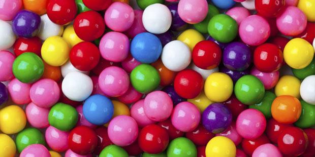 chewing gum sans sucre au xylitol