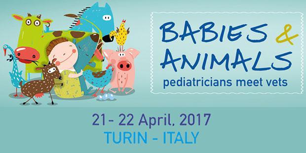 congrès Turin enfants et animaux