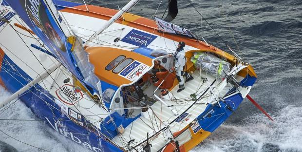 Vendée Globe Challenge Jean Pierre Dick Skipper de StMichel-Virbac
