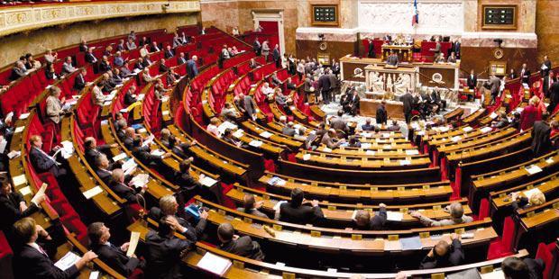 hémicyle assemblée nationale