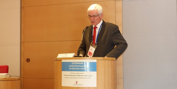 Michel Baussier, président du CNOV