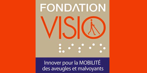 logo de la fondation Visio