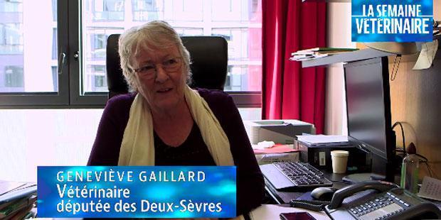 Interview-vidéo de Geneviève Gaillard