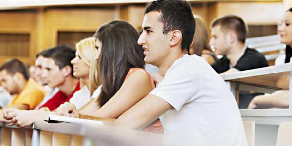 étudiants aphithéâtre