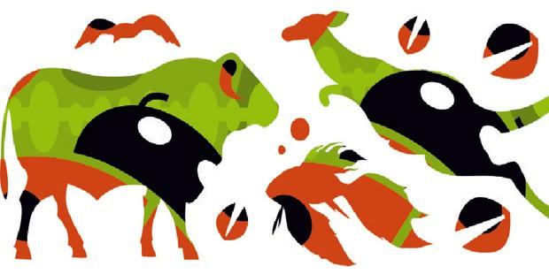 Logo du service en ligne Santé animale mondiale