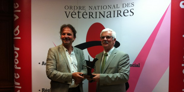 Thierry Poitte et Michel Baussier
