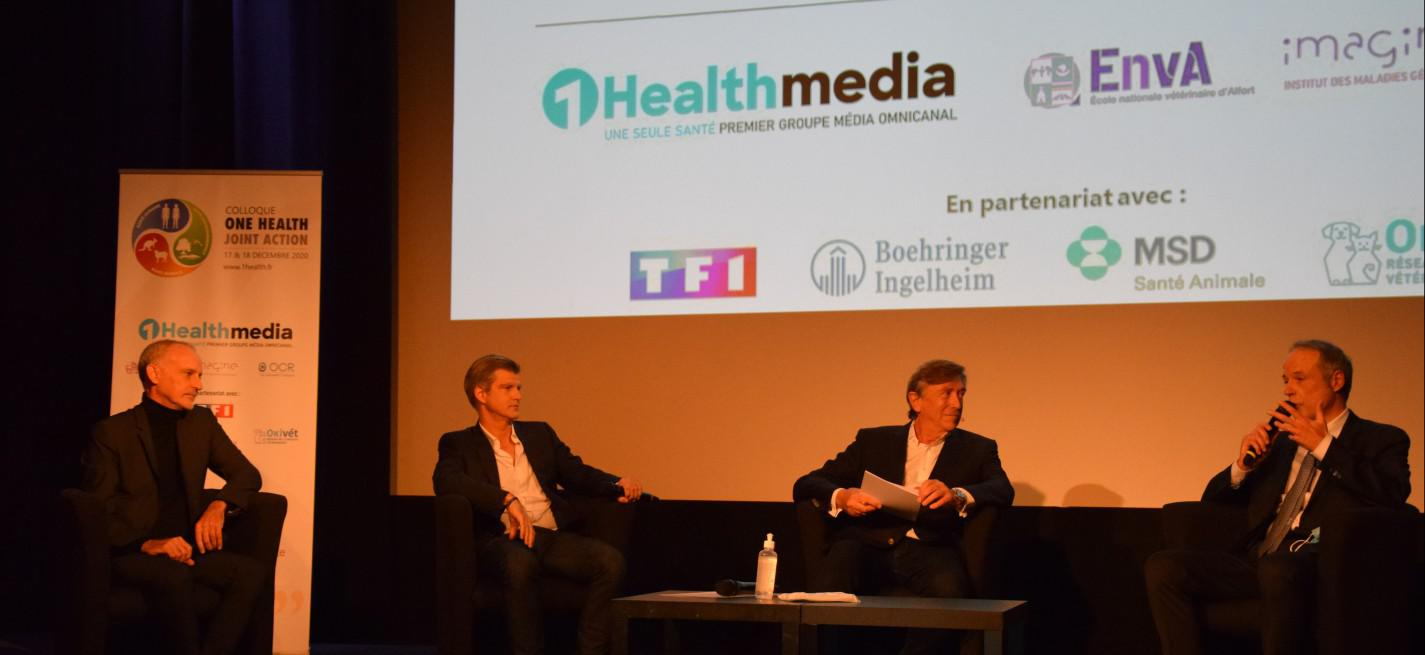 Colloque « One Health Joint Action »